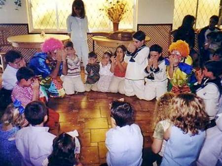 payasos para cumpleaños en madrid