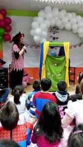 Animación infantil en madrid