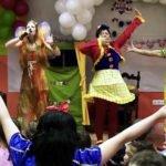 Fiestas infantiles con payasos en Madrid