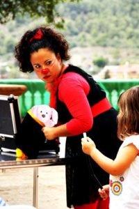 Juegos de payasos en Madrid