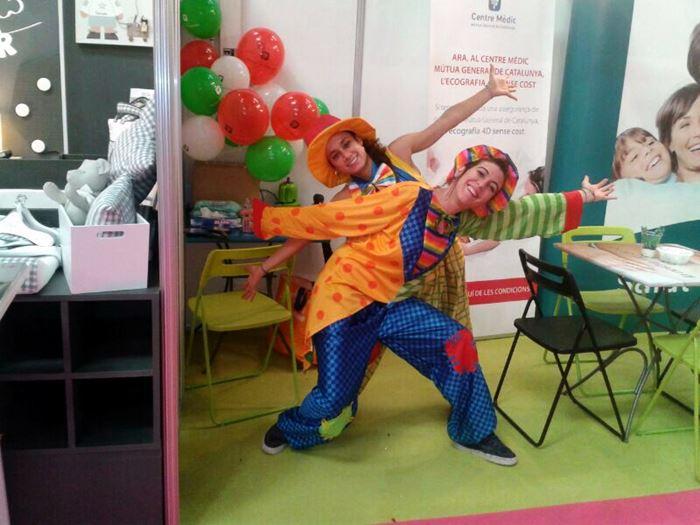 cómo disfrazar a niños de payaso para carnaval