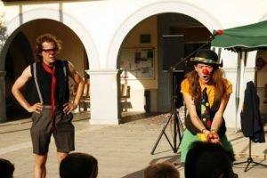 Actividades con payasos para colegios en Madrid