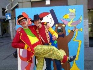 Animaciones fiestas infantil fin de curso