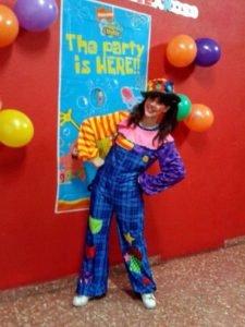Fiestas fin de curso payasos Madrid