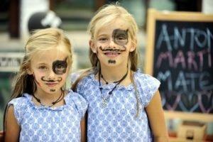 maquillajes infantiles de Disney