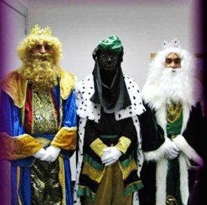 visita a domicilio reyes magos madrid