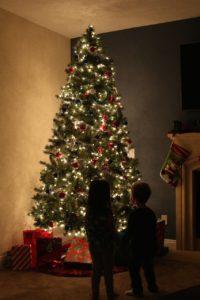 Papá Noel y los Niños (2)