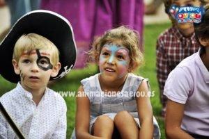 Los 5 mejores maquillajes infantiles
