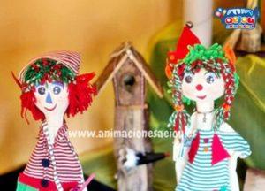 Cómo hacer una marioneta casera.