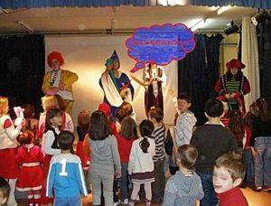 Fiestas cumpleaños infantiles Madrid.es.