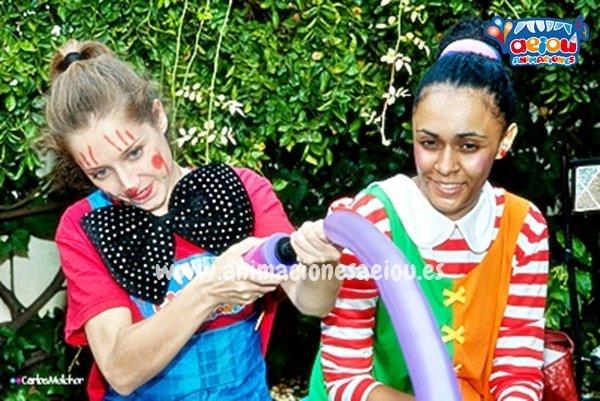 fiesta infantil en madrid a domicilio