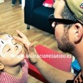 Animadores de bautizos en Madrid