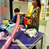 Cuidadoras de niños para fiestas infantiles