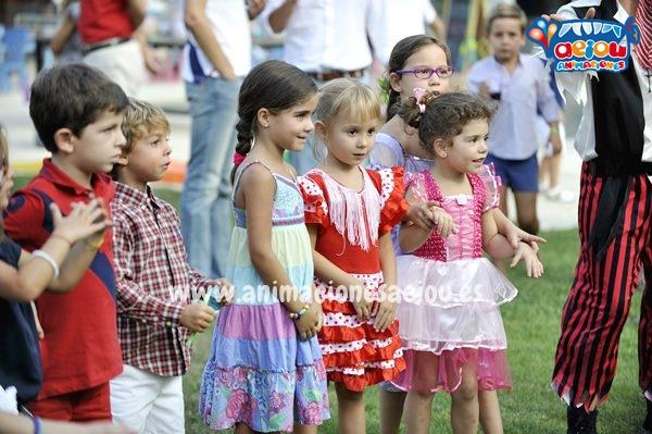 Fiestas de cumpleaños infantiles de la patrulla canina en Madrid
