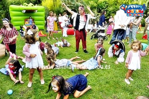 Épicas Animaciones para fiestas de cumpleaños infantiles en Moralzarzal