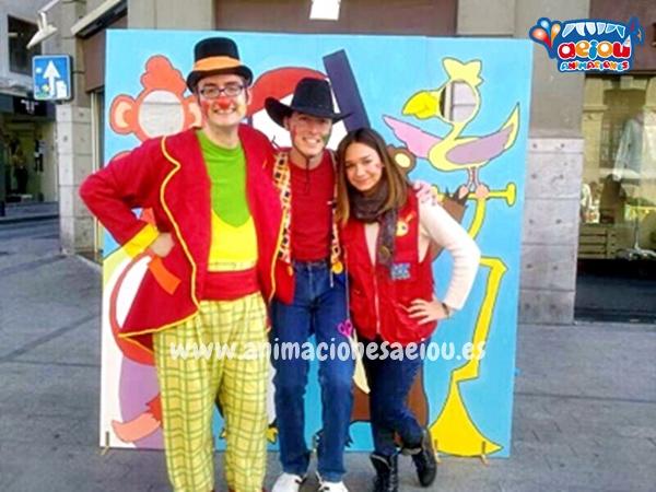 Animación para fiestas de cumpleaños infantiles en Alcobendas