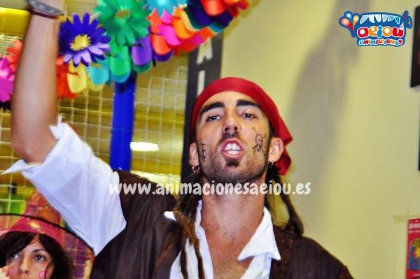 Animación para fiestas de cumpleaños infantiles en Ciempozuelos