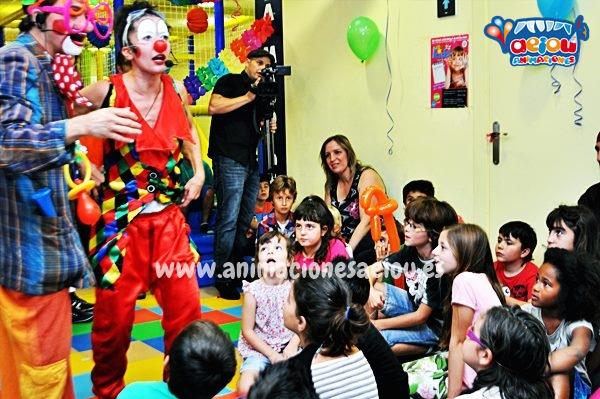 Animación para fiestas de cumpleaños infantiles en Las Matas