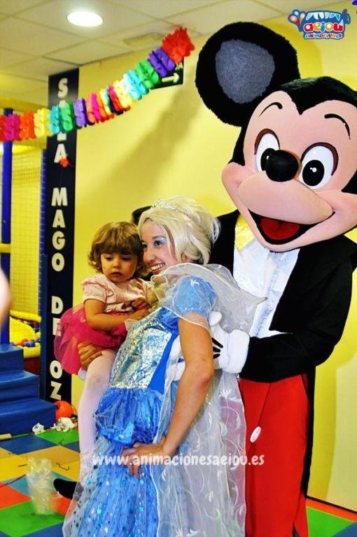 Animación para fiestas de cumpleaños infantiles en Parla