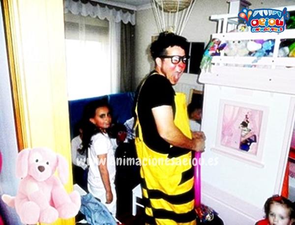 Animación para fiestas de cumpleaños infantiles en Torrejón de Ardoz