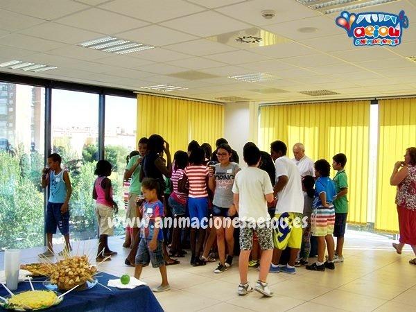 Animaciones de Fiestas Infantiles en Colmenarejo