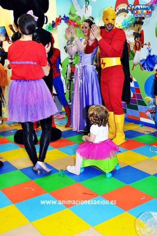 Animaciones de Fiestas Infantiles en Majadahonda