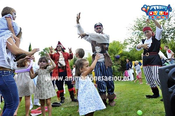Animaciones de Fiestas Infantiles en San Sebastián de los Reyes