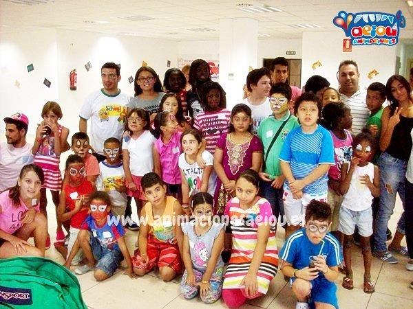 Animaciones para comuniones en Rivas