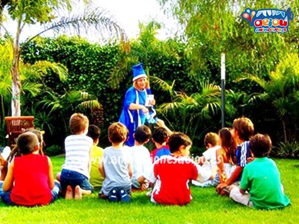 Animaciones para fiestas de cumpleaños infantiles en Fuente el Saz de Jarama