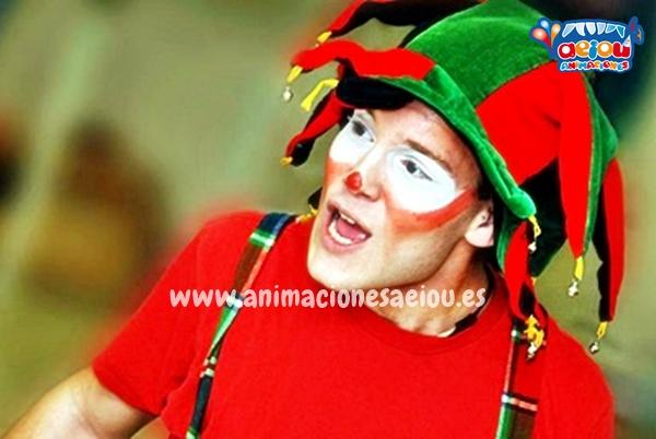 Animaciones para fiestas de cumpleaños infantiles y comuniones en Cobeña (2)