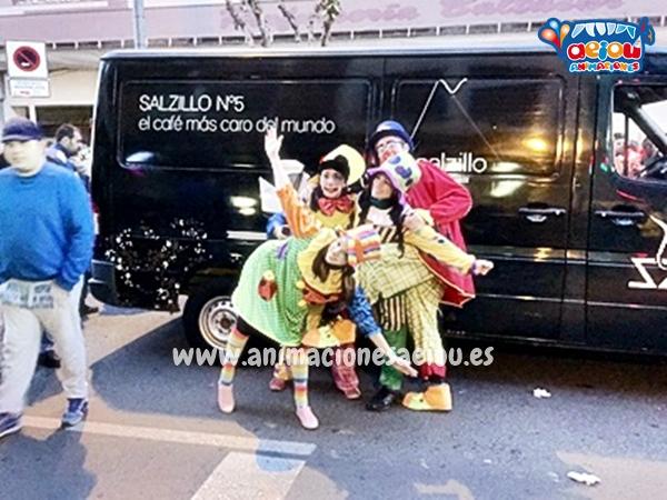 Animaciones para fiestas de cumpleaños infantiles y comuniones en Guadarrama