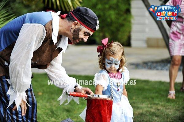 Animaciones para fiestas de cumpleaños infantiles y comuniones en Pozuelo de Alarcón