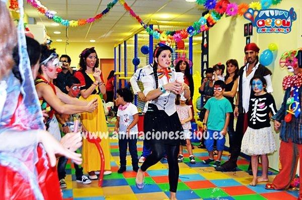 Animaciones para fiestas de infantiles en Mejorada del campo