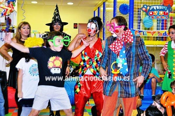Divertidas Animaciones de Fiestas Infantiles en Getafe