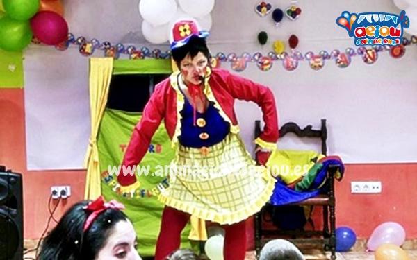 Grandiosas Animaciones de Fiestas Infantiles en Alcalá de Henares