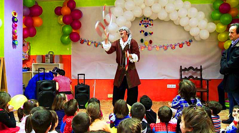 Alegra tu celebración con animaciones de Fiestas Infantiles en Cabanillas del Campo