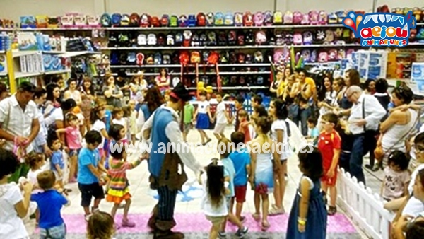 Animación de cumpleaños infantiles en Talavera de la Reina