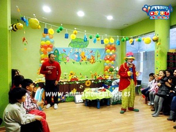Animaciones de Fiestas Infantiles en Collado Villalba