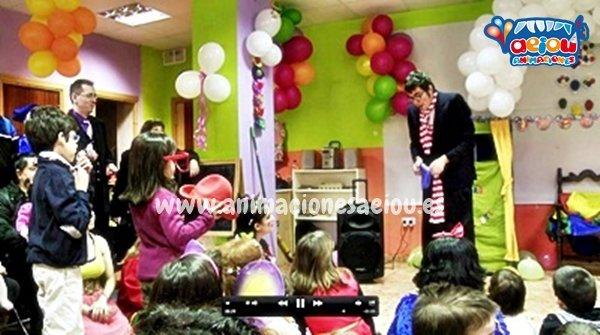 Animaciones de Fiestas Infantiles en Velilla de San Antonio
