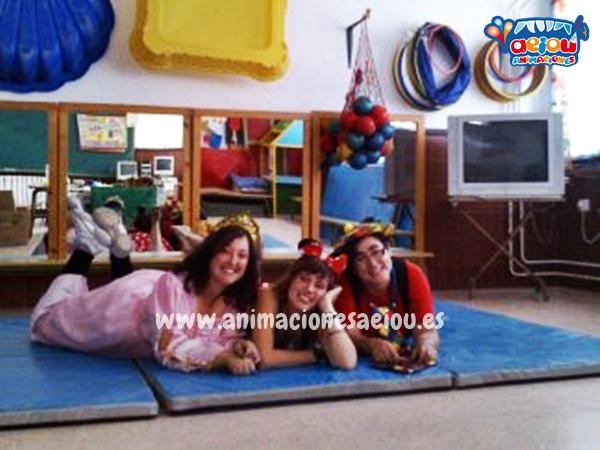Animaciones para fiestas de cumpleaños infantiles y comuniones en San Martin de la Vega