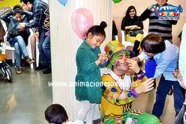 Animaciones para fiestas de cumpleaños infantiles y comuniones en Tres Cantos