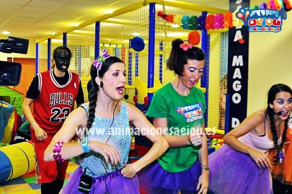 Es momento de disfrutar de las Animaciones de Fiestas Infantiles en Arenas de Seseña