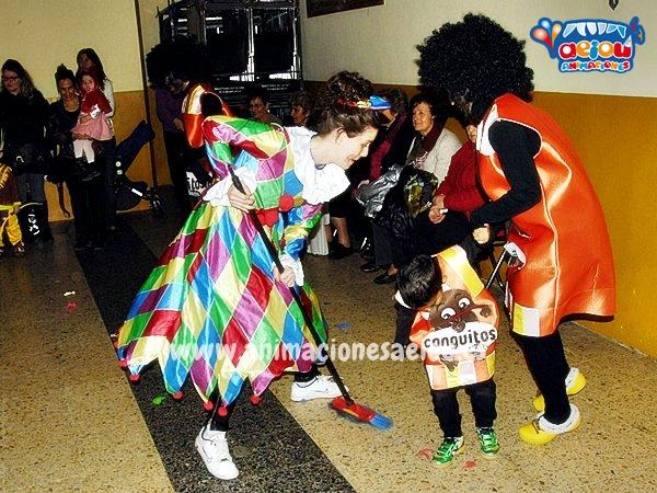 Las más divertidas Animaciones de Fiestas Infantiles en Azuqueca de Henares