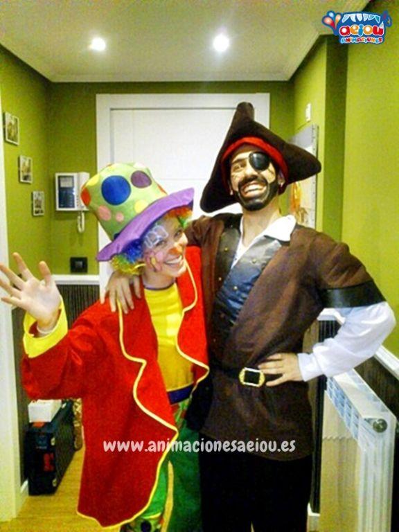 Animadores, Magos y Payasos en Leganés