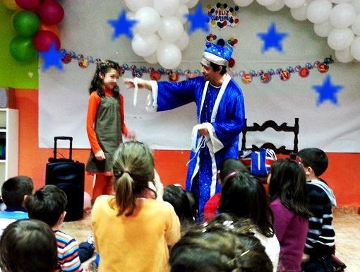 Los mejores Magos para fiestas infantiles en Colmenar Viejo