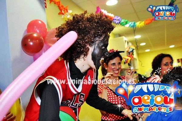 Los mejores animadores de fiestas infantiles en Colmenar Viejo