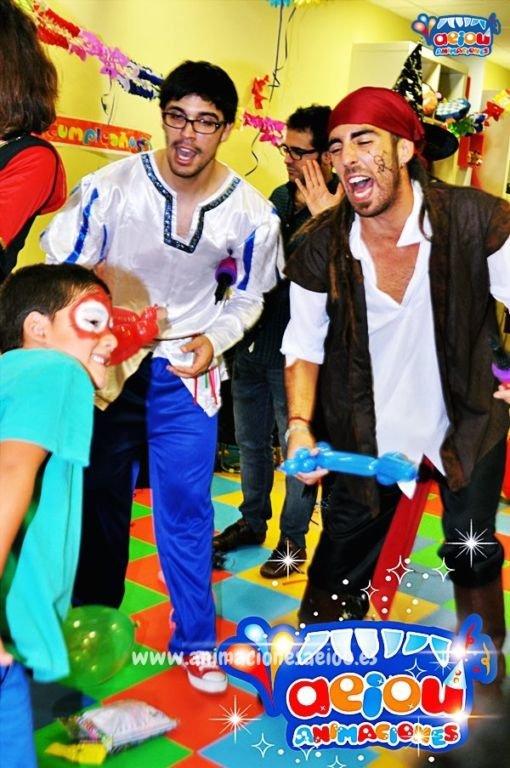 Sensacionales Animadores, Magos y Payasos en Las Rozas