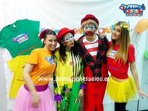 Animadores, Magos y Payasos en San Fernando de Henares