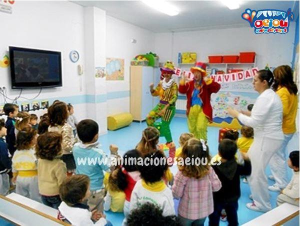 Animadores para fiestas infantiles en Avila