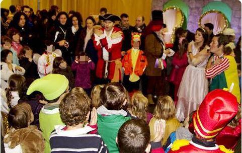 Animadores para fiestas de carnaval Madrid